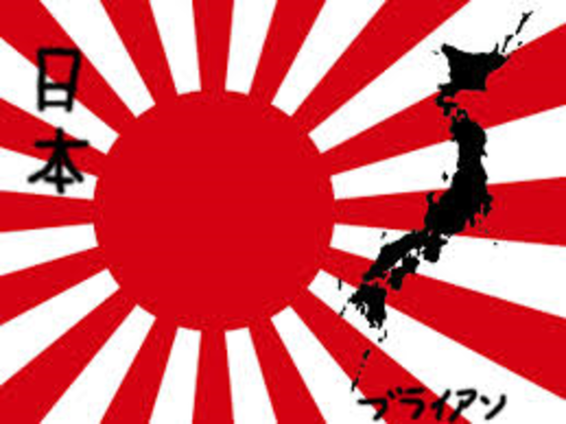 Japan joins the war