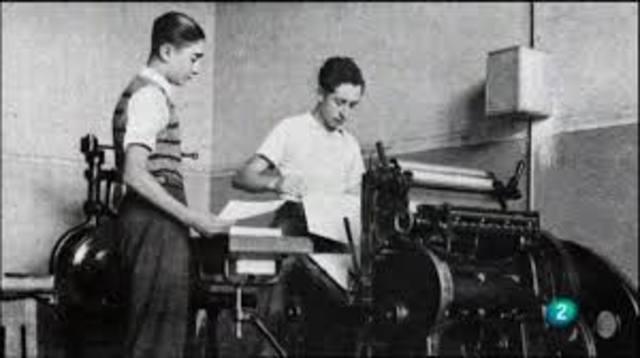 Isaac Pitman programó un sistema de taquigrafía