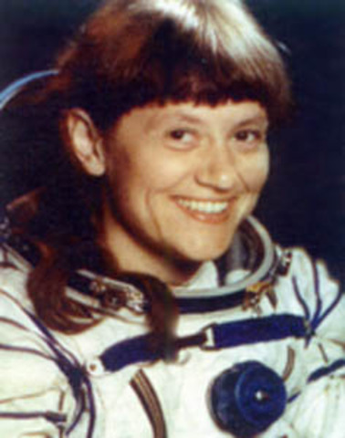 First Woman To Do A Space Walk