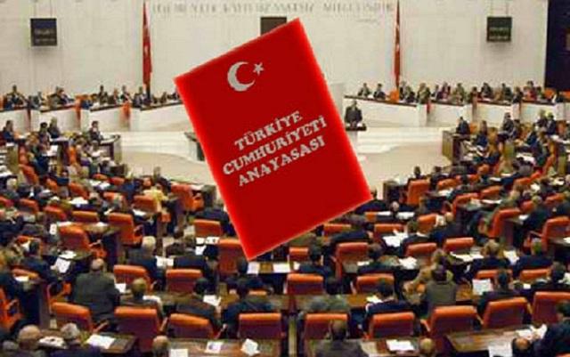 Constitution of the Republic of Turkey in 1982