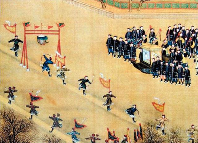 Ming declines/Qing rises