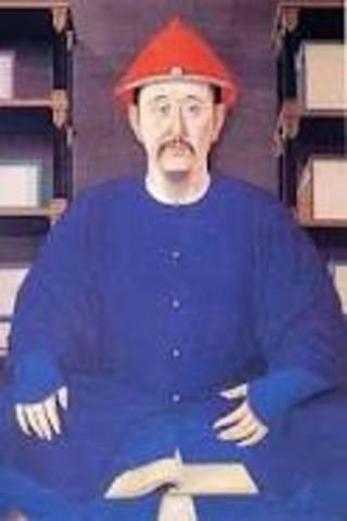 Kangxi-Manchu ruler