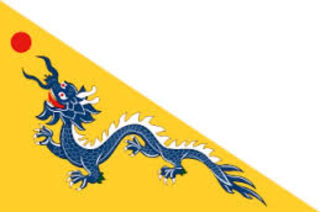 Manchu Called Qing Dynasty