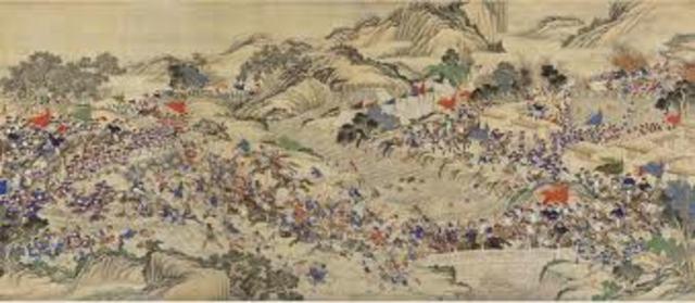 Taiping Rebellion