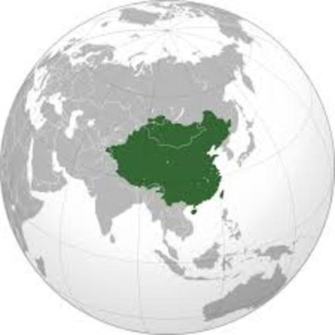 Qing Dynasty Decline