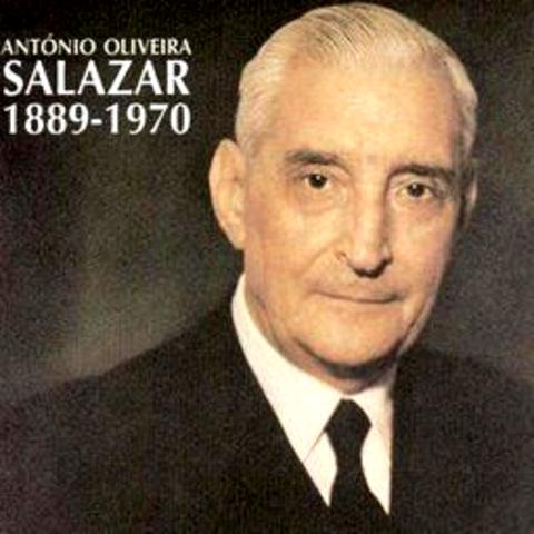 Morre Salazar