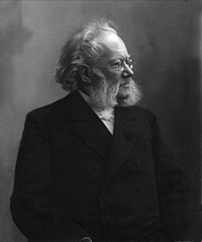 Henrik Johan Ibsen's Birth