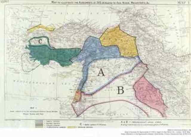 Secret Treaties: British and French