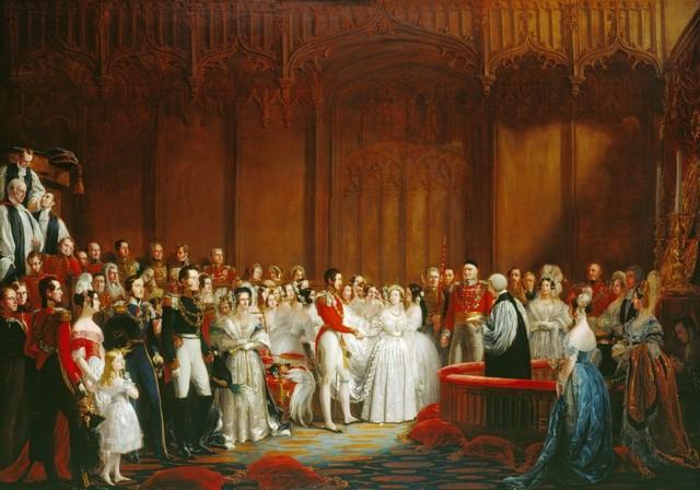 Marriage of Victoria & Albert