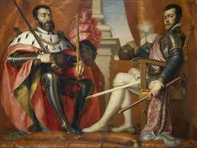 Austria Hapsburgs become Absolute Monarchs
