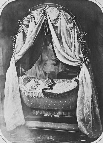 Birth of Princess Beatrice Mary Victoria Feodora