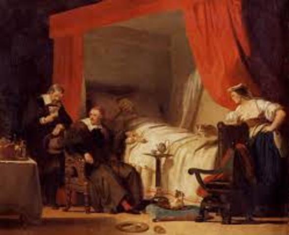 Death of Cardinal Mazarin