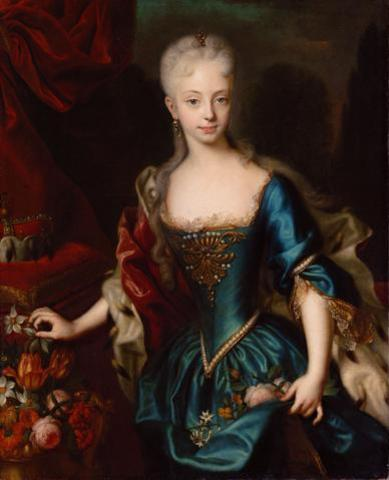Maria Theresa becomes ruler of Austria