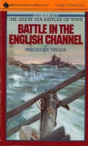 Spain was defeated in the Battle in the English Channel