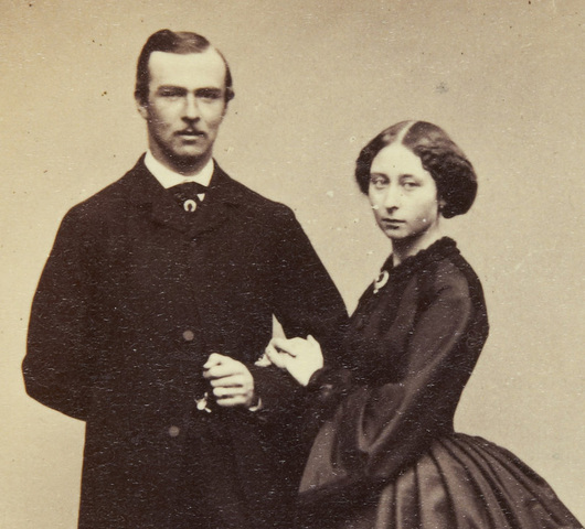 Alice engaged to Prince Louis of Hesse