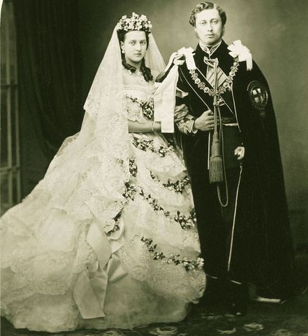 Marriage of the Prince of Wales to Alexandra, Princess of Denmark