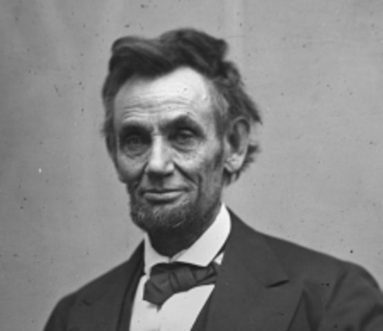 Abraham Lincoln Wins Presidential Election