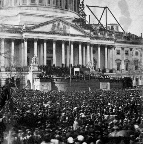 Lincolns First Inaugural Address
