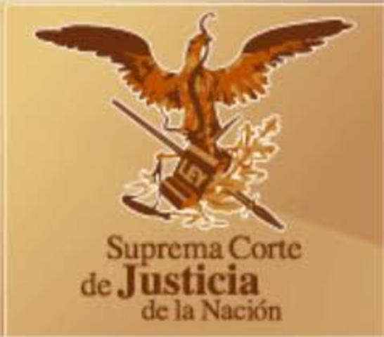 """SCJN """"Garantía a la tutela jurisdiccional prevista en el artículo 17 de la Constitución Política de los Estados Unidos Mexicanos. Sus alcances""""."""