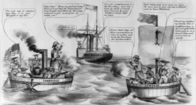 Proclamation of Blockade