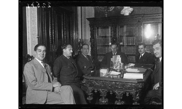 Conselho Copurativo e Assembleia Nacional