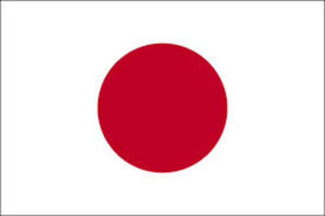 Japan joins the Allies