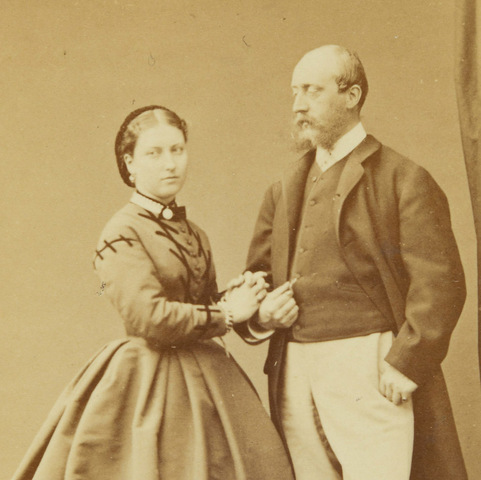 Princess Helena engaged to Prince Christian of Schleswig-Holstein