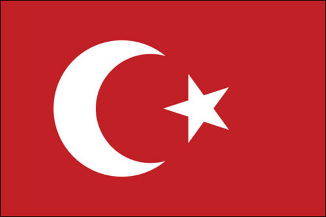 Ottoman Empire joines the Central Powers