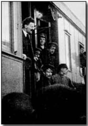 Russia signs armistice