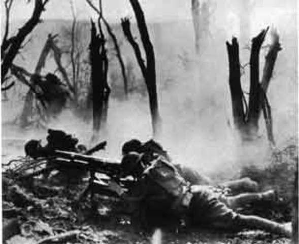 The Battle of the Argonne begins