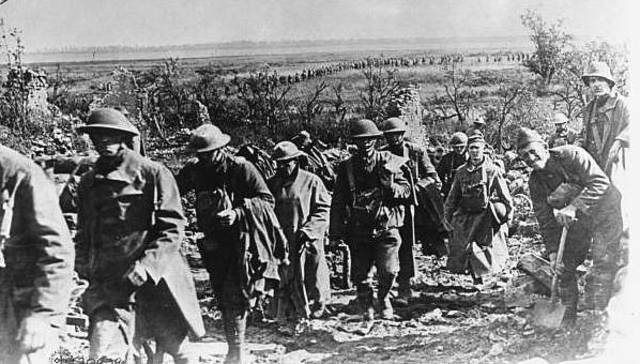 Battle of the Marne Ends