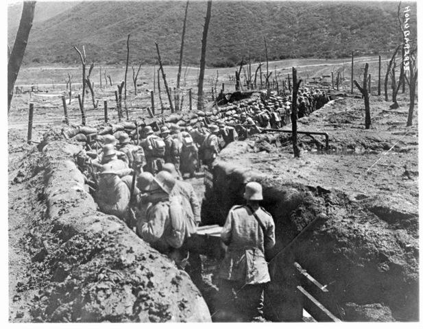 Battle of Verdun Ends