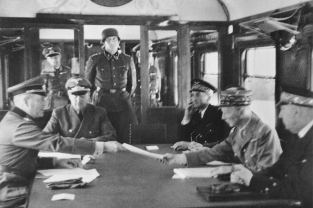 Russis Signs an Armistice