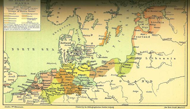 Establishment of European factories