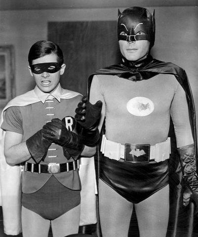 Robin&Batman