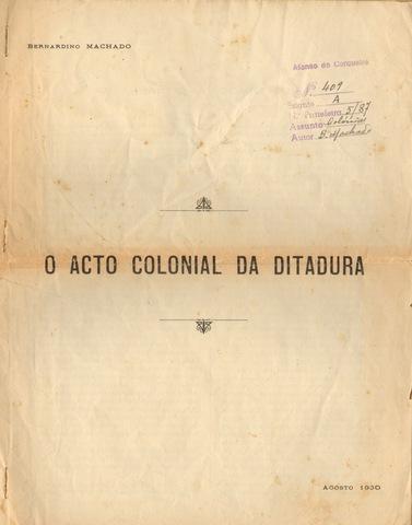 Ato Colonial