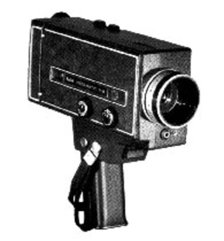 Movie Kodak in 1970