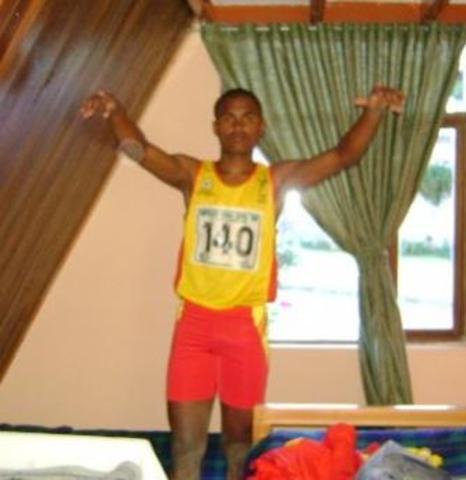 campeon distrital en salto triple y 110 metros valllas