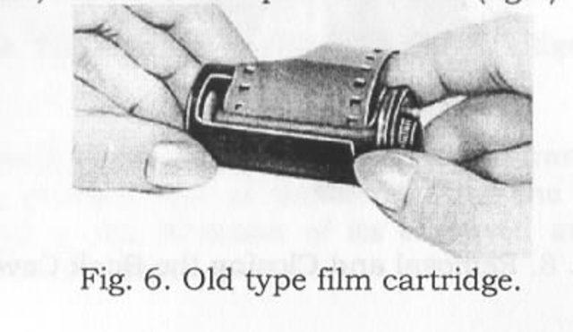 135 Film Catridge