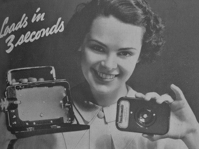 Cine-Kodak Camera
