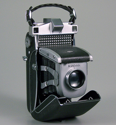 Super KODAK Six-20 Camera