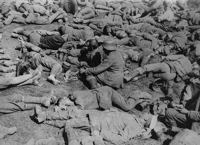 The Battle of Belleau Wood ends