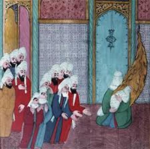 Muhammed Is Born