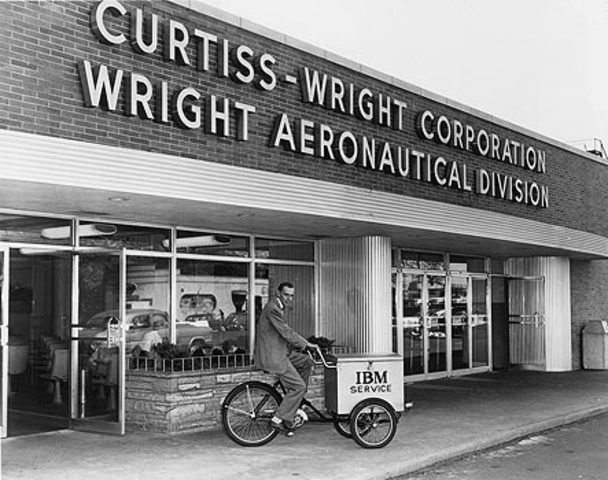 Curtiss-Wright Corporation founded