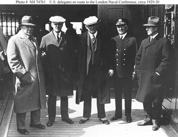 London Naval Treaty
