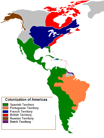 Development of Transcontinental Trade Network (Inclusion of the Americas)