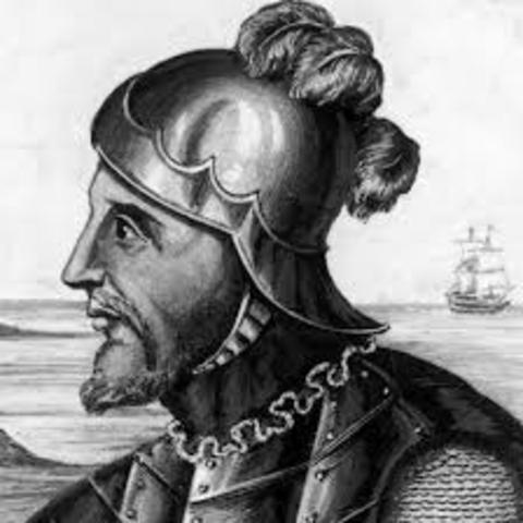 Colonial Expansion Under Vasco de Balboa