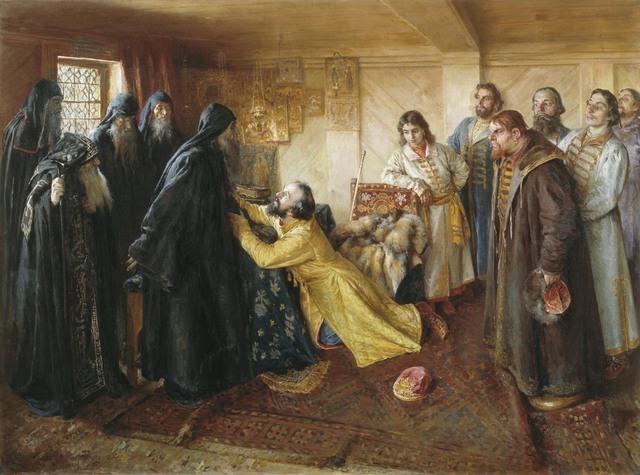 Life of Ivan IV