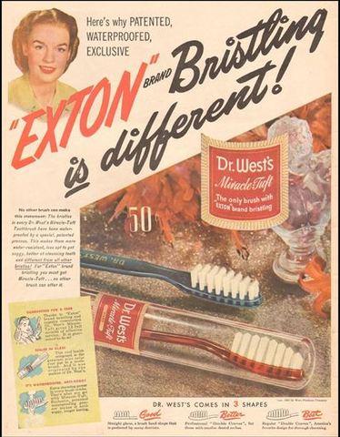 Nylon Toothbrush