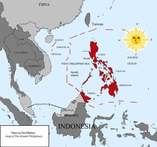 Claiming of the Philippines (Frist Circumnavigation of the Globe)